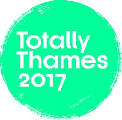 Totally Thames 2017 logo blue